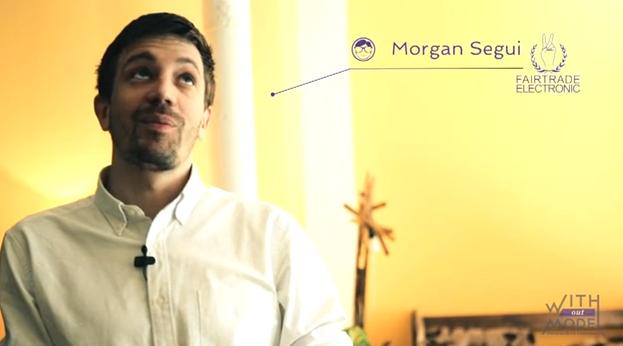 Les Forwarders Saison 1 # 4 Morgan (Fair Trade Electronic)