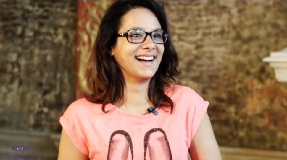 Les Forwarder Saison 1 # 5 – Célina Barahona (Socult, Girlzinweb) : garder l'émerveillement de l'enfance
