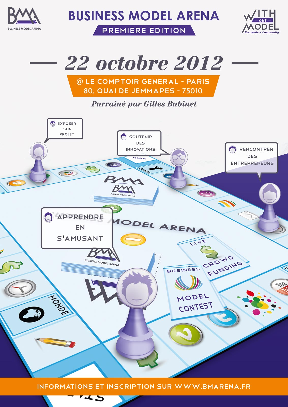 Business Model Arena – Le programme