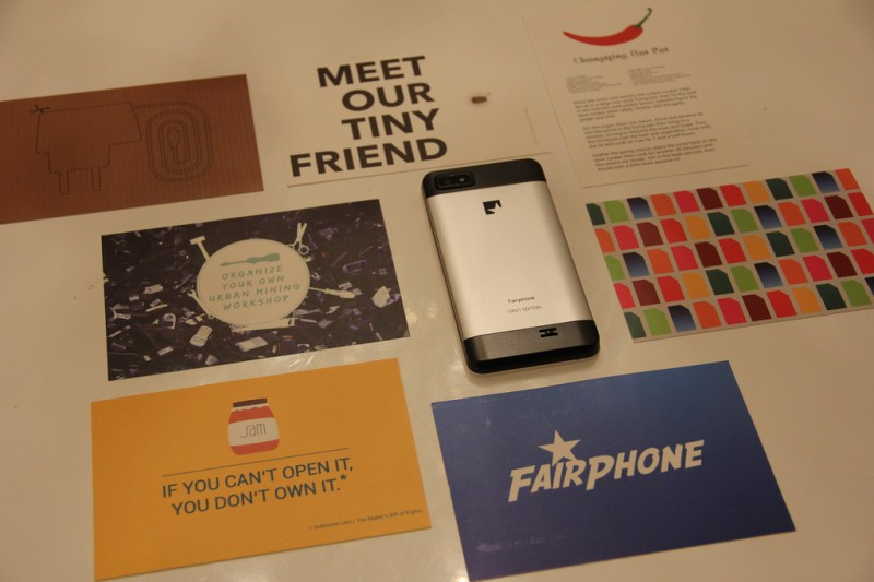 FAIRPHONE. Le smartphone transparent