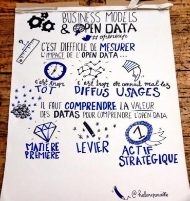 "Datanomics : ""Open Data: show me the money !"""
