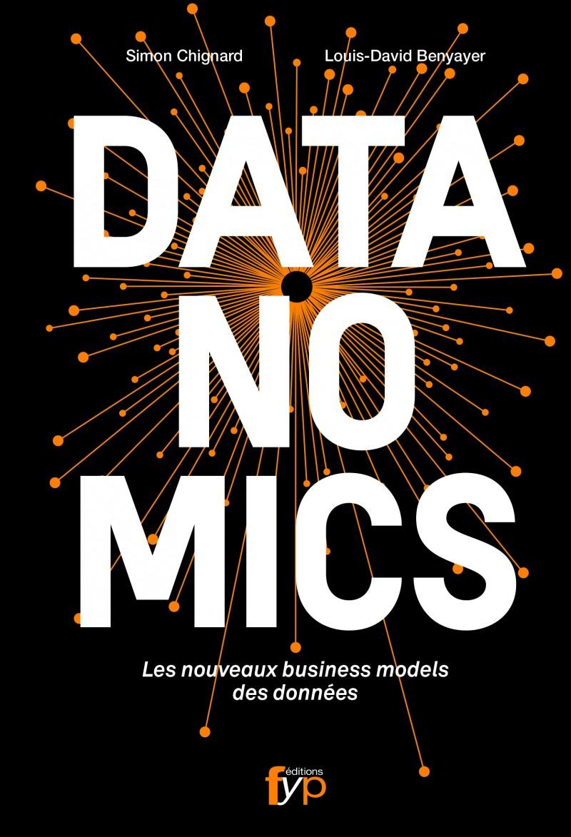 Datanomics, un livre pour alimenter le débat sur données