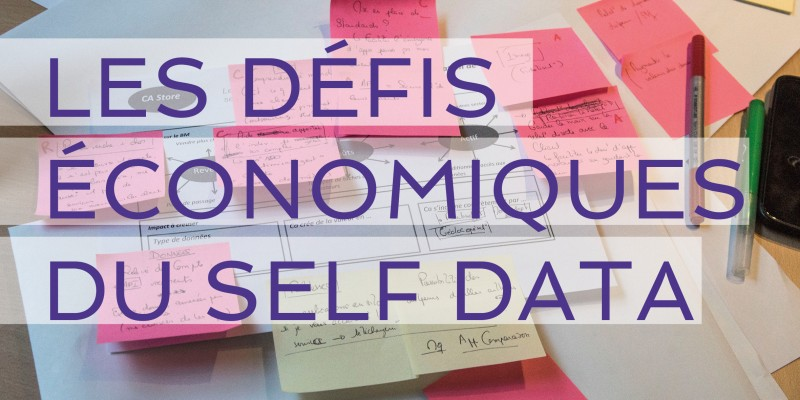 SELF DATA : cartographie d'impacts et de Business models