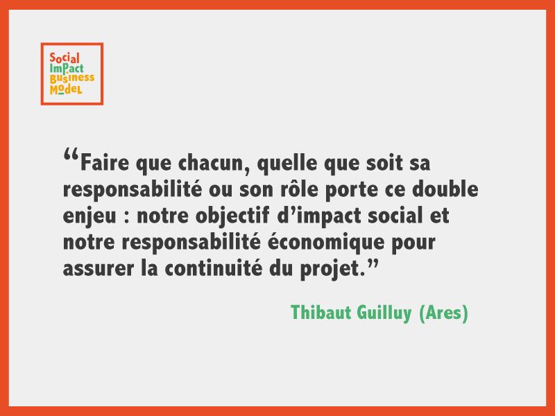 Thibaut Guilluy: «Chacune de nos entreprises d'insertion a un modèle différent»