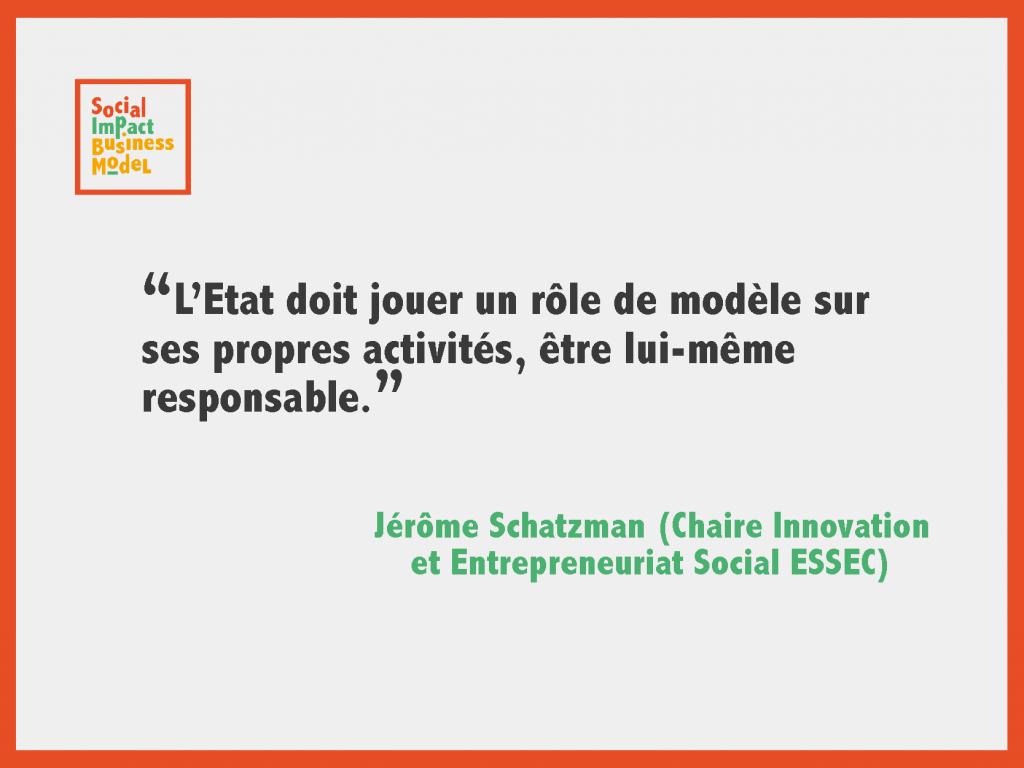 essec business model ESS