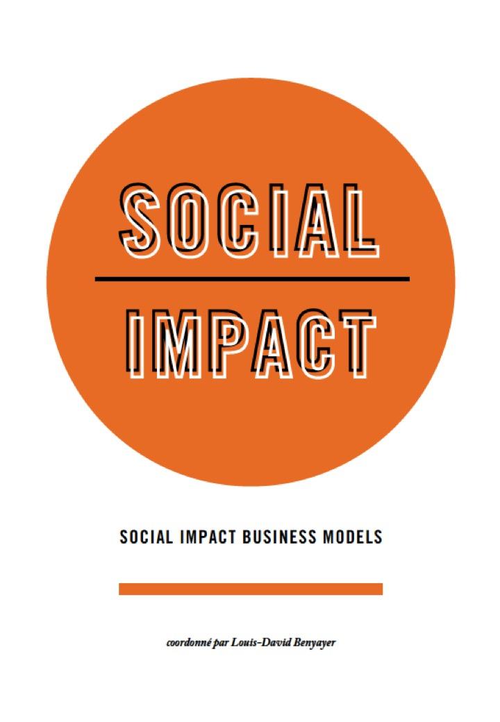 Social Impact Business Models : c'est paru !