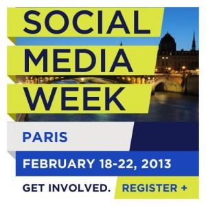 Ateliers autour des Communautés, des outils et des lieux pour l'innovation lors de la Social Media Week 2013