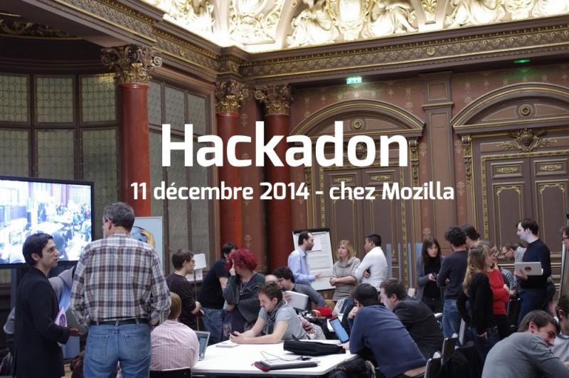 Hackadon : soutenez les #openmodels
