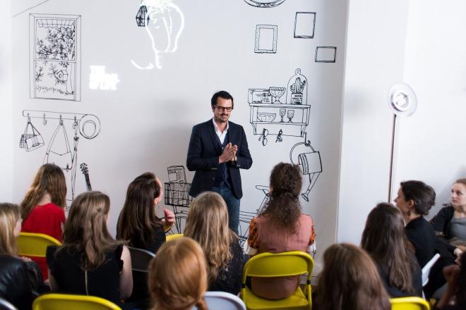 Stéphane Degonde :«Entreprendre, c'est dépasser les échecs, pas les éviter »