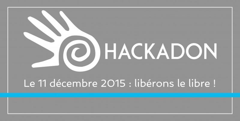 11 décembre : Libérons le libre avec les Hackadons