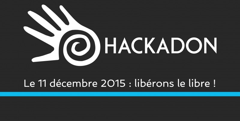 Hackadon 2015 : des dons, du libre et du live