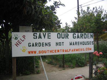 L'agriculture urbaine: une réappropriation citoyenne du territoire