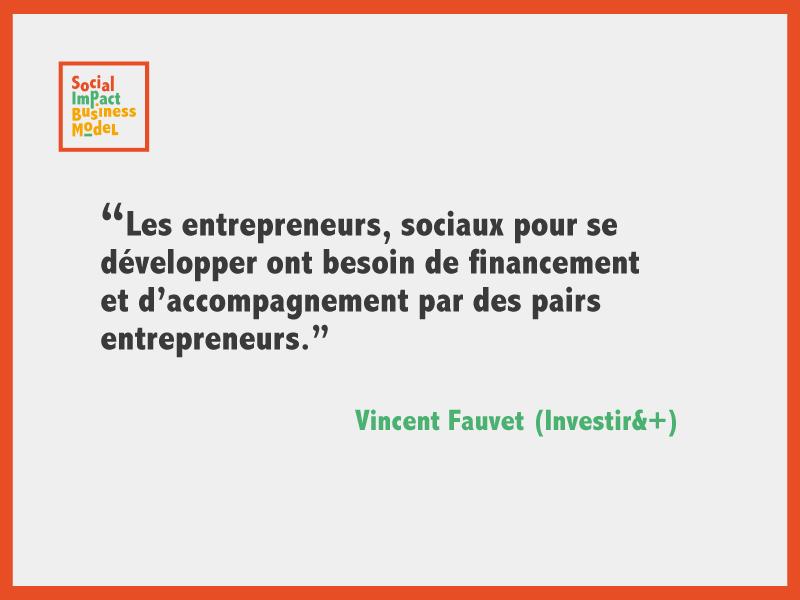 """Vincent Fauvet (Investir&+) : """"Notre principal enjeu est de trouver de bons projets à financer"""""""