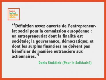 """Denis Stokkink: """"On observe dans toute l'Europe une tendance à l'hybridation des ressources."""""""