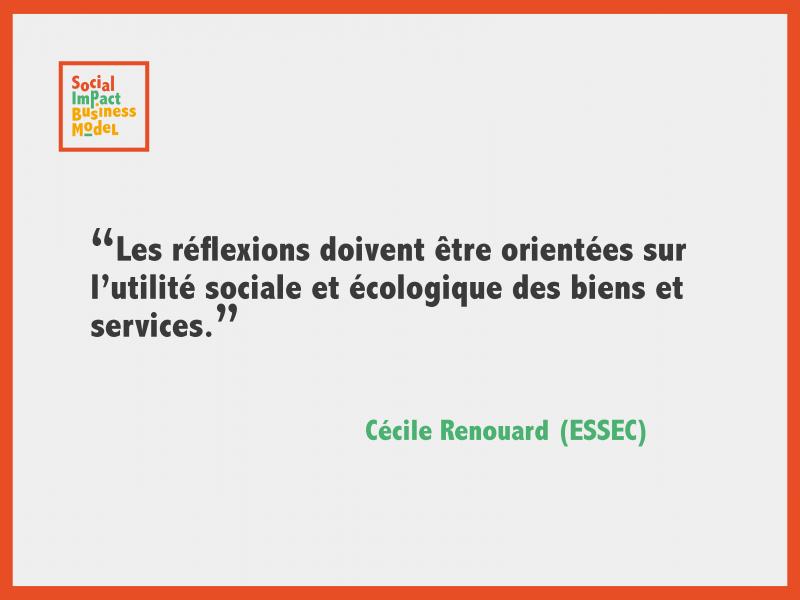 Comment la question sociale et écologique oblige-t-elle les entreprises à regarder différemment leurs business models ?